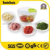 Обработчик еды тяпки скоростной тяпки еды многофункциональный миниый Vegetable