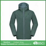 Manteau Outdoor Softshell Women Jacket Hooded