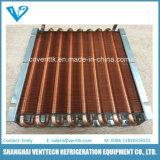 ステンレス鋼の管の銅のひれの熱交換器
