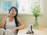 iPadのホールダーのiPhoneサポート、車の携帯電話のホールダーのためのABS