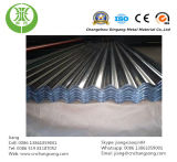 Bobina d'acciaio galvanizzata per la lamiera di acciaio ondulata