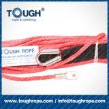 Dyneema UHMWPE Faser-Handkurbel-Seil-synthetisches verwendetes Winden-Handkurbel-Seil