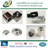 Maschinell bearbeitende Aluminiumteile