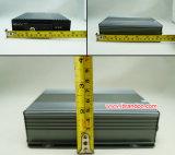 Supporto in tempo reale 3G/GPS/WiFi DVR 4 di deviazione standard della Manica mobile della scheda