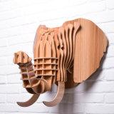 북쪽 유럽 작풍 독창성 코끼리 동물성 창조적인 가정 훈장 상반 예술