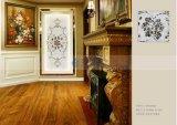Высеките картины или конструкции на мати раковины плитки мозаики перлы
