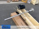 портативный насос бочонка 45L/Min с пробкой насоса бочонка Ss316