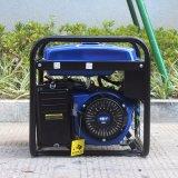 Зубробизон (Китай) BS7500p 6kw 6kVA генератор газолина 15HP поставки времени гарантированности 1 года дальнего прицела быстрым ручным охлаженный воздухом