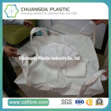 FIBC bolsas tejidas PP hace de la tela anti-UV para sindicación de embalaje o sal industrial