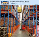 P235B de la plataforma de cable de acero reforzado Pallet fabricante de Estanterías de almacén