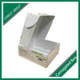 Cadre de papier de empaquetage se pliant estampé par coutume d'éclairage LED