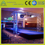 Performance Truss System Design Stage Alumínio Spigot Rigging Evento Square Truss (001)