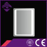タッチ画面が付いている長方形LEDの浴室の小さな溝の端ミラー