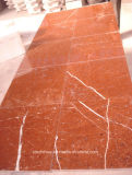 Строительство и оформление материала Rosso Alicante мраморными плитками/слои REST для пол/стенам/столешницами