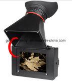 입력되는 Sdi를 가진 3.5 인치 LCD 모니터 (S350)