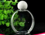bottiglia & coperchio a vite di plastica della lavata della mano rotonda 60ml
