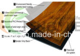 5mm starker bunter Belüftung-Vinylbodenbelag