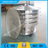 ステンレス鋼の円の回転式小麦粉の振動のふるい
