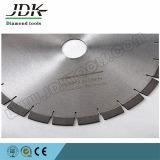 JDK Плоский алмазный пильный диск для резки гранита