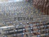 정지되는 기계를 위한 화강암 다이아몬드 철사 & Beade