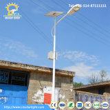 Neue Straßenbeleuchtung 2017 mit Solarangewandtem in mehr als 80 Ländern