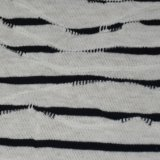 135GSM 100%Cottonの縞のジャカードファブリック