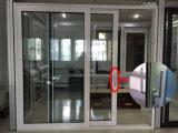 Модные австралийские стандартные алюминиевые подъем и раздвижная дверь с немецким оборудованием