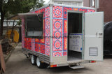 Yieson kundenspezifisches bewegliches Kebab Van