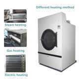 Máquina automática industrial do secador do gás de 70 quilogramas para a lavanderia