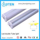 LED T5 4FT LED 두 배 관 빛, 승인되는 ETL를 적합한 두 배 관 빛