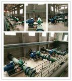 Bomba elétrica de irrigação com turbina de grande fluxo