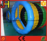 roue gonflable de rouleau de bâche de protection de PVC de 0.9mm pour des adultes