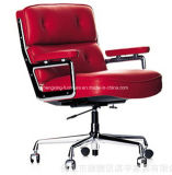 現代オフィス用家具の旋回装置の革執行部の椅子(HX-NCD408)