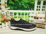 Отдых низкой цены поставкы фабрики Hebei ткани обувает ботинки спорта вскользь ботинок