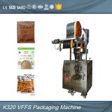 PLC de Automatische Machine van de Verpakking van de Korrel van het Glutamaat van de Peper van de Suiker Zoute Monosodium