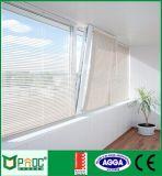 Lumbrera de aluminio Windows con la fábrica estándar australiana de Pnoc