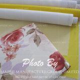 Engranzamento da impressão da tela de seda do poliéster da tensão elevada