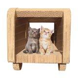 고양이 장난감 나무는 널을 긁어 가구 고양이를 보호한다