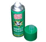 Slag onderaan Nevel van het Aërosol van het Insecticide van Nieuwe Producten de Efficiënte