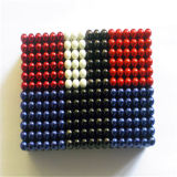 Neo Cube Magnetic 5mm 216 bolas com magneto de neodímio Magnético