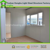 Vor-Aufgebautes Wohnbehälter-Haus-vorfabriziertes Behälter-Installationssatz-Haus