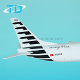 Grand format avion B737-300 Polyresin Display Model