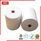 Etiquetas engomadas de papel del silicón