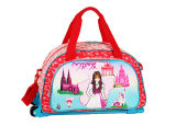 子供(BF1608328)のための個人化された女の子旅行圧延の荷物袋