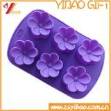 FDA силиконового герметика пирог с цветком пресс-формы