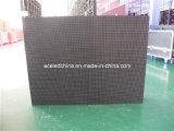 Shenzhen P10 Double Side tela LED para propaganda ao ar livre