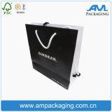 Bolsa de regalo de papel personalizado de impresión de alta calidad