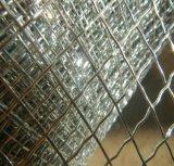 يلغم [كريمبد] [وير مش], [فيبرت سكرين] خطّيّ, معدنيّة شارة شبكة