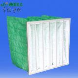 Filters van de Zak van de Airconditioner van de Luchtstroom van het Merk van Zhuowei de Grote Middelgrote