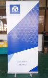 Usine de vente chaud en aluminium anodisé Retroussez affichage de bannière